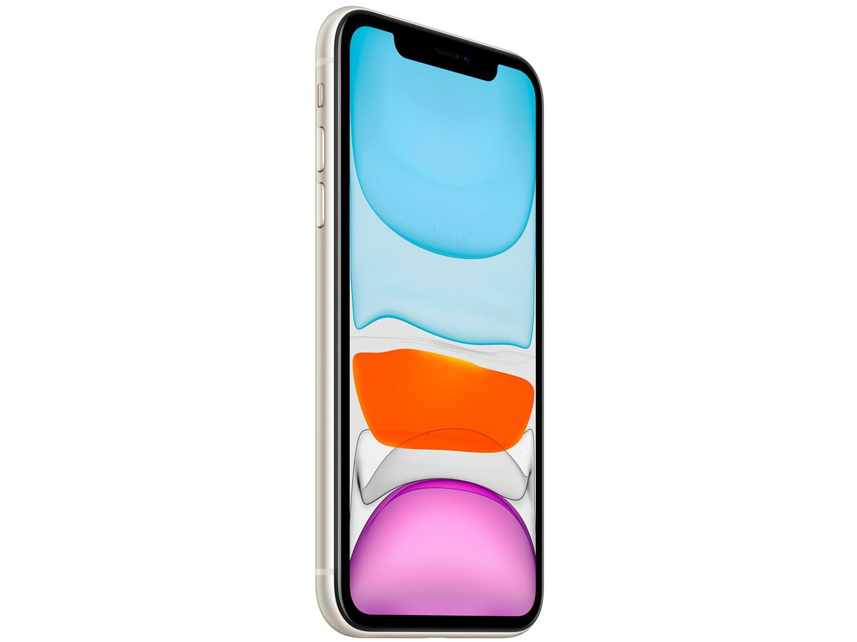 "iPhone 11 Apple 64GB Branco 6,1"" 12MP iOS -  - 1"