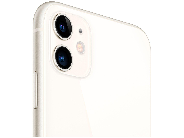 "iPhone 11 Apple 64GB Branco 6,1"" 12MP iOS -  - 2"