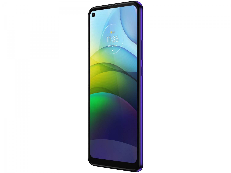 """Smartphone Motorola Moto G9 Power Purple 128GB, 4GB RAM, Tela de 6.8"""", Câmera Traseira Tripla, Android 10 e Processador Octa-Core - 8"""