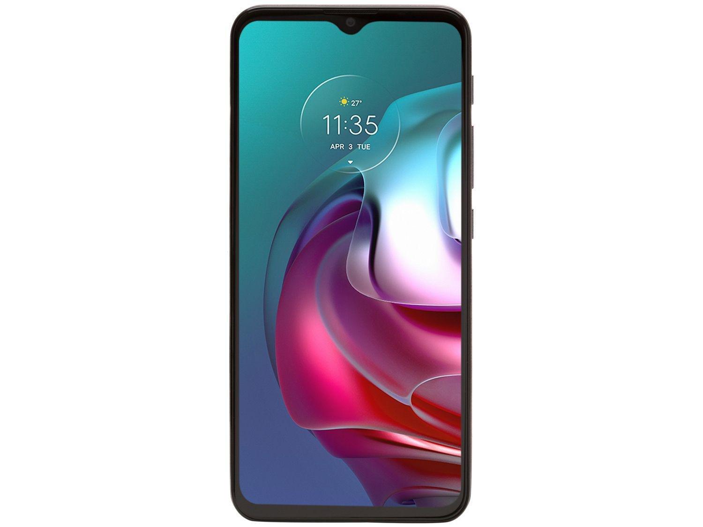 """Smartphone Motorola Moto G30 Dark Prism 128GB, 4GB RAM, Tela de 6.5"""", Câmera Traseira Quádrupla, Android 11 e Processador Qualcomm 662 Octa-Core - 8"""