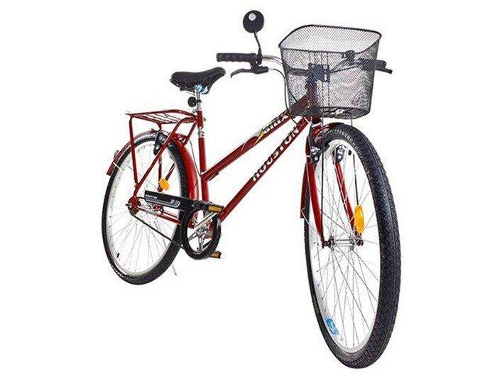 Bicicleta Houston Ônix VB - Monovelocidade Aro 26 Alumínio - 9