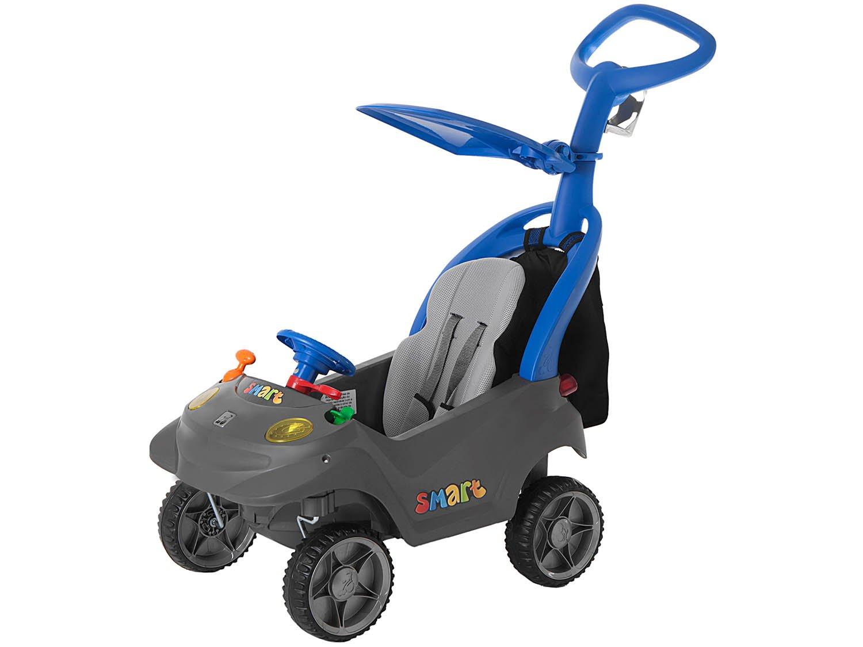 0bc0739ba2416c Carro a Pedal Infantil Smart Baby Comfort - Bandeirante