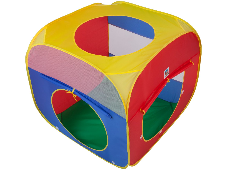 Toca Braskit 3 em 1 com 80 Bolinhas Coloridas - 4