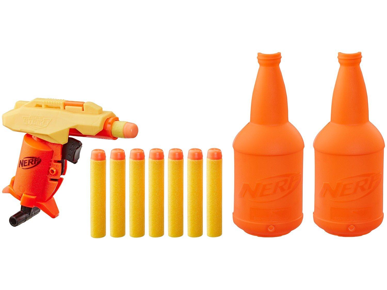 Nerf Alpha Strike Stinger com Target Hasbro - 8 Dardos com Acessórios