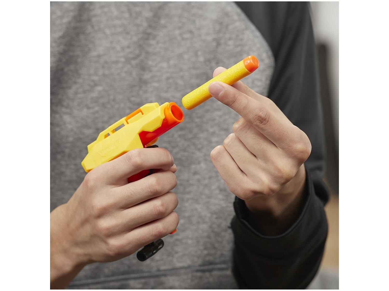 Nerf Alpha Strike Stinger com Target Hasbro - 8 Dardos com Acessórios - 4
