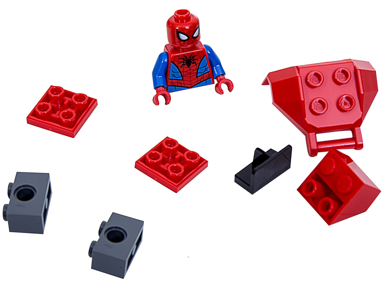 LEGO Super Heros Robô Homem Aranha 152 Peças - 76146 - 1