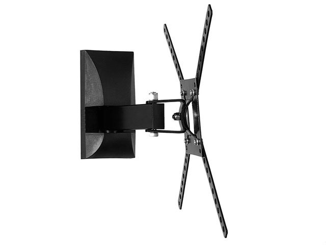 """Suporte de Parede Articulado Brasforma SBRP-130 para TVs LCD, LED, Plasma e 3D de 10"""" a 42"""" - 7"""