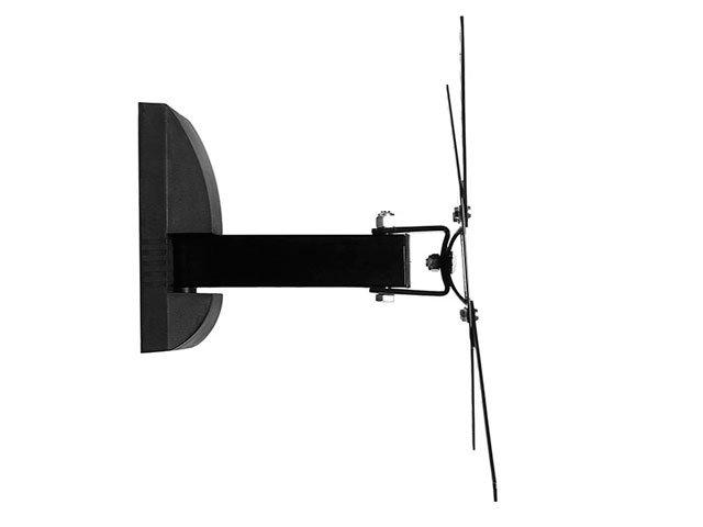 """Suporte de Parede Articulado Brasforma SBRP-130 para TVs LCD, LED, Plasma e 3D de 10"""" a 42"""" - 8"""