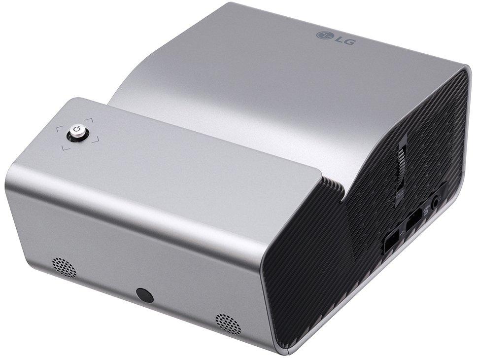 Foto 1 - Projetor LG CineBeam TV HD 450 Lumens 1280x720 - Bluetooth HDMI USB
