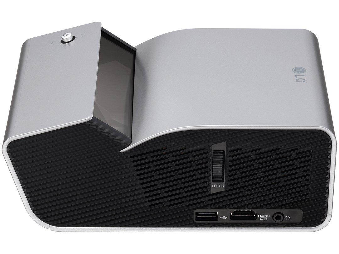 Foto 4 - Projetor LG CineBeam TV HD 450 Lumens 1280x720 - Bluetooth HDMI USB