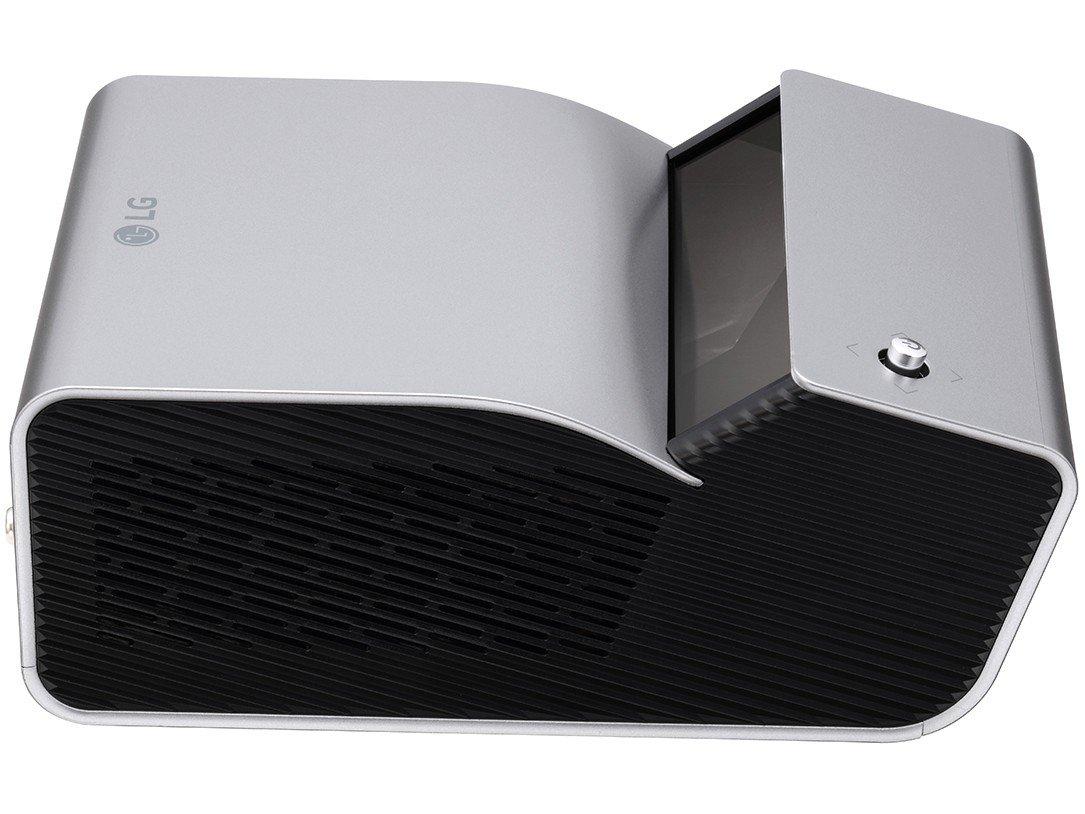 Foto 5 - Projetor LG CineBeam TV HD 450 Lumens 1280x720 - Bluetooth HDMI USB
