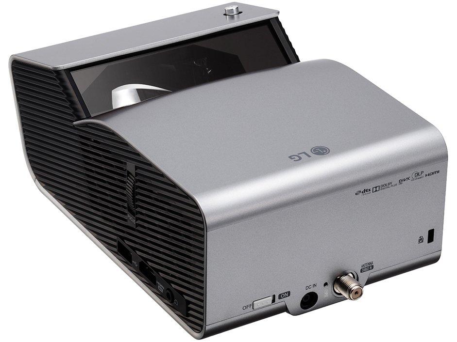 Foto 7 - Projetor LG CineBeam TV HD 450 Lumens 1280x720 - Bluetooth HDMI USB