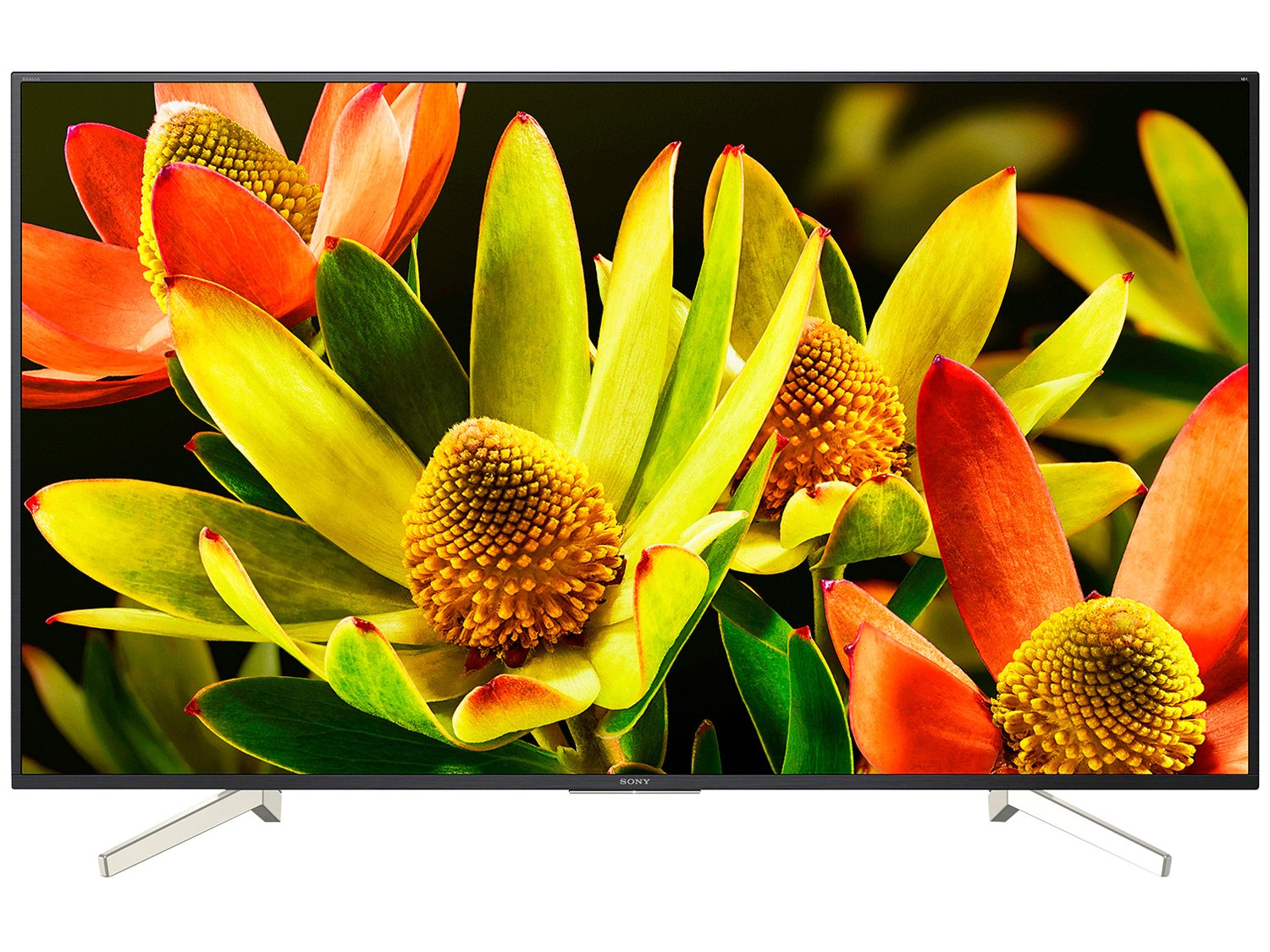 Foto 7 - Smart TV 4K LED 70 Sony XBR-70X835F Android - Wi-Fi HDR 4 HDMI 3 USB