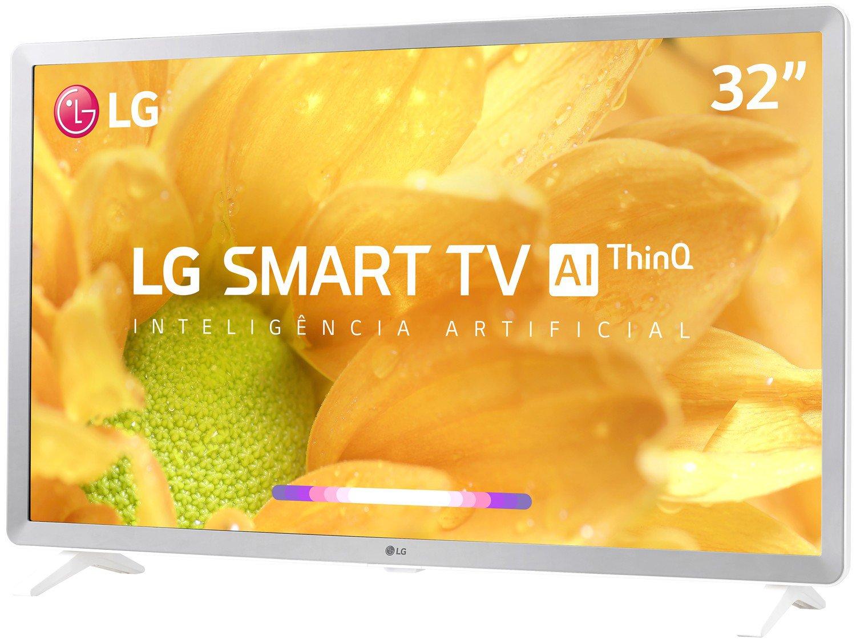 "Smart TV LED 32"" HD LG 32LM620BPSA ThinQ AI Inteligência Artificial com IoT, Virtual Surround Sound, WebOS 4.5, HDR, Quad Core, Bluetooth, HDMI e USB - 6"
