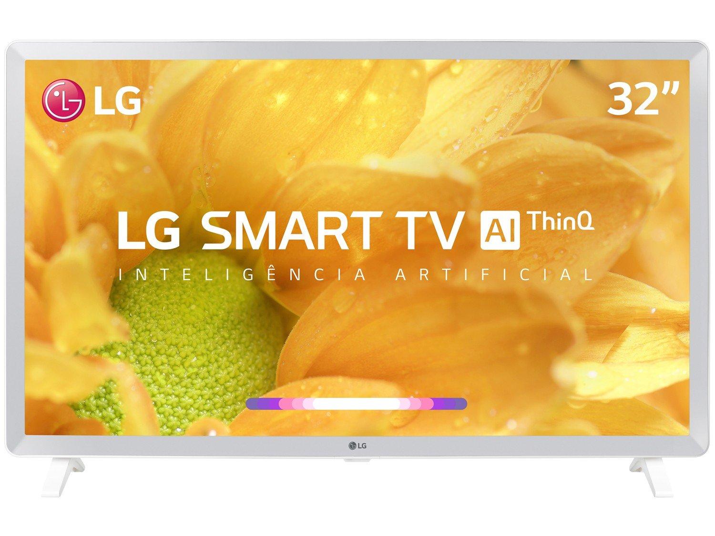 "Smart TV LED 32"" HD LG 32LM620BPSA ThinQ AI Inteligência Artificial com IoT, Virtual Surround Sound, WebOS 4.5, HDR, Quad Core, Bluetooth, HDMI e USB - 12"