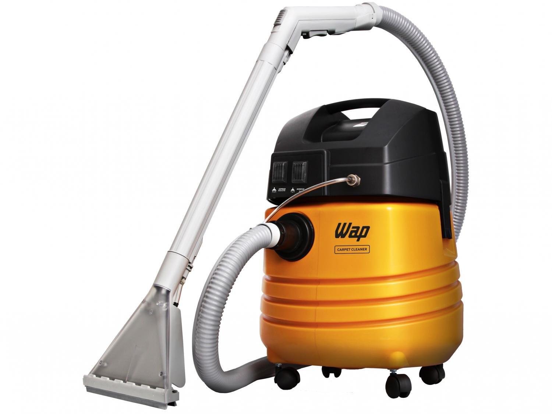 Aspirador de Pó e Água Profissional Wap 1600W - Carpet Cleaner Amarelo e Preto - 110 V - 2