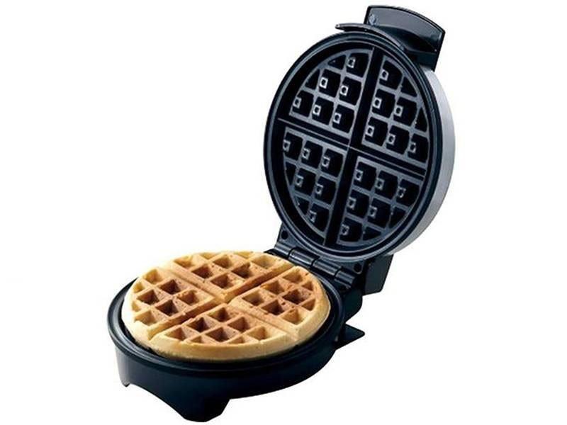 Máquina de Waffle Britânia Golden - Prata - 110V - 2
