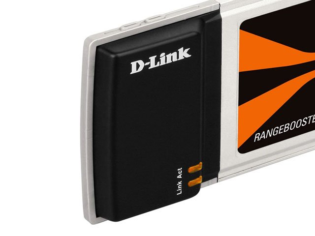 Foto 2 - Placa Wireless D-Link DWA-645 PCMCIA - Wireless 802.11N para Notebooks