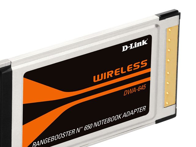 Foto 3 - Placa Wireless D-Link DWA-645 PCMCIA - Wireless 802.11N para Notebooks