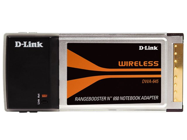 Foto 4 - Placa Wireless D-Link DWA-645 PCMCIA - Wireless 802.11N para Notebooks