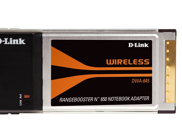 Foto 5 - Placa Wireless D-Link DWA-645 PCMCIA - Wireless 802.11N para Notebooks