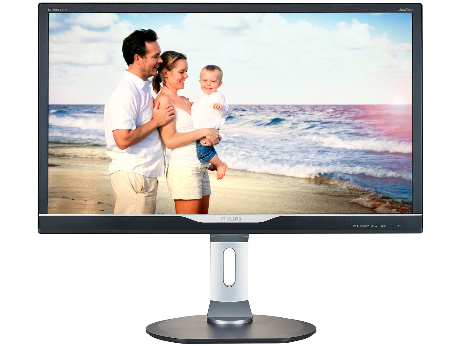 Foto 7 - Monitor para PC Ultra HD Philips LCD Widescreen - 28 288P6LJEB/57