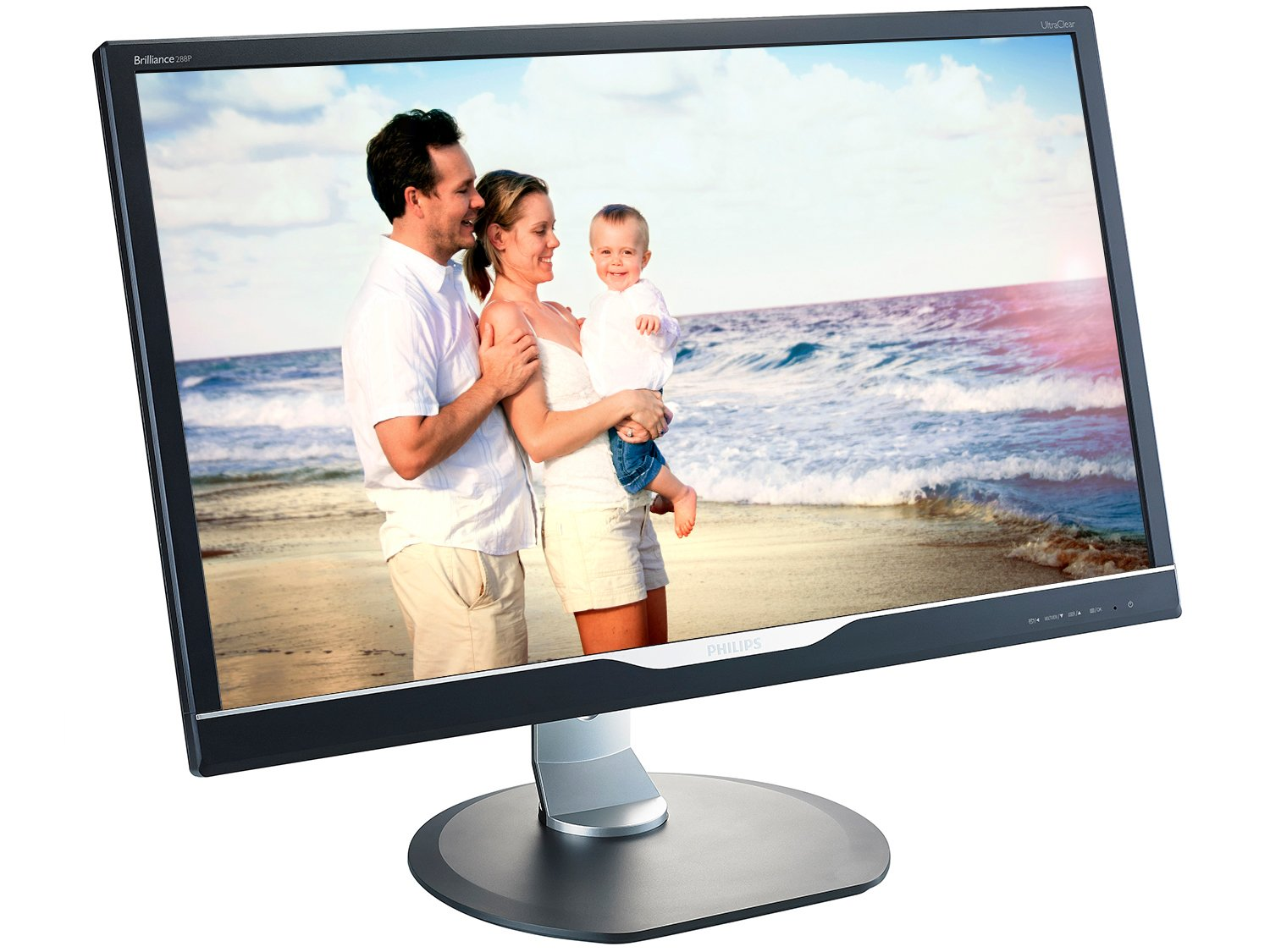 Foto 8 - Monitor para PC Ultra HD Philips LCD Widescreen - 28 288P6LJEB/57
