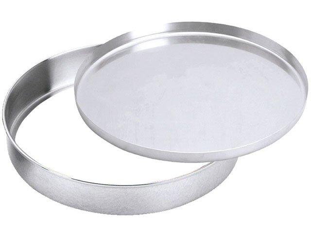 Assadeira Alumínio Fortaleza Redonda - Polido Extra Forte 510030 - 1