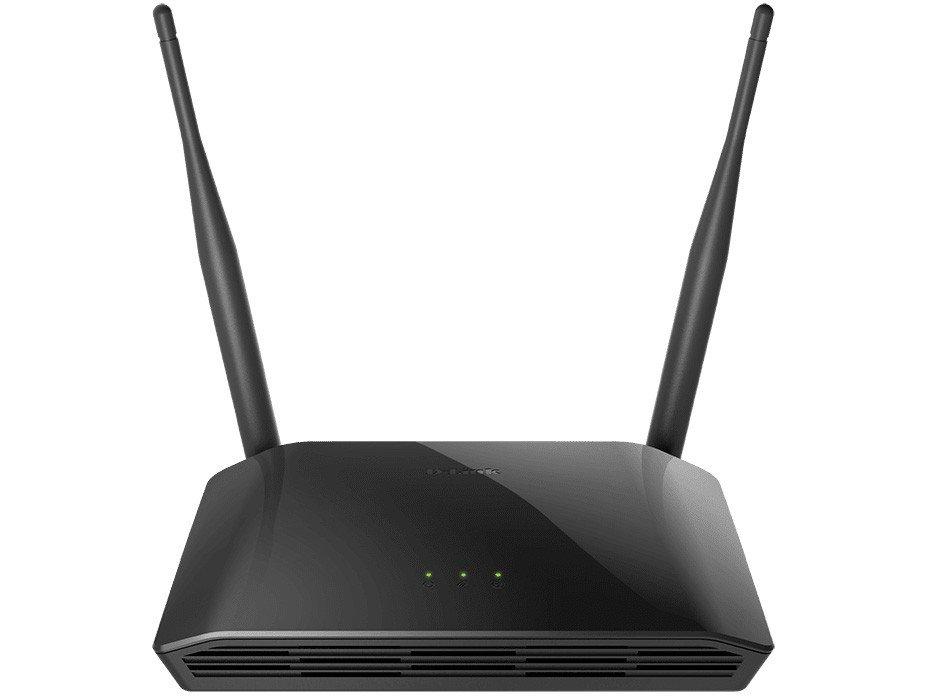 Roteador e Repetidor D-Link DIR-615 Wireless N 300Mbps com 2 Antenas 5dBi