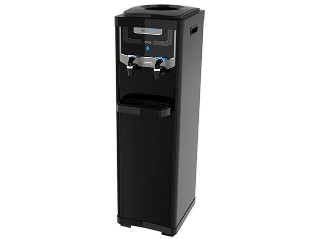 Bebedouro de Coluna Refrigerado por Compressor - Newup Max Black - 220 V