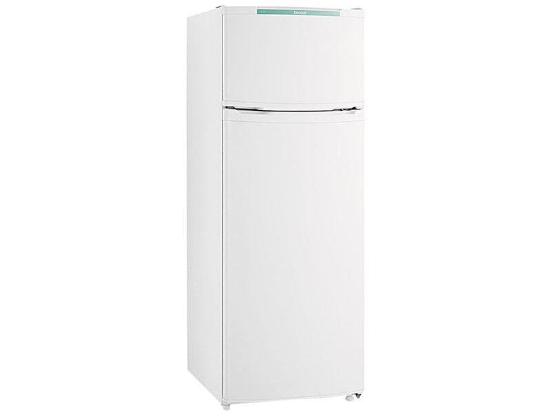 Refrigerador Consul CRD37EB com Prateleiras Removíveis e Reguláveis Branco - 334L - 110v