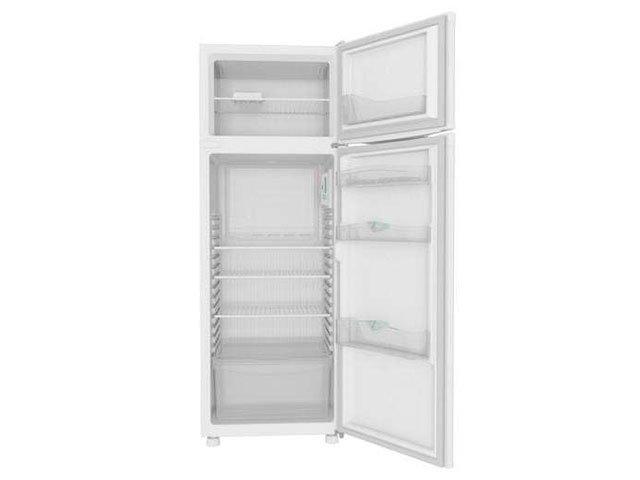 Refrigerador Consul CRD37EB com Prateleiras Removíveis e Reguláveis Branco - 334L - 110v - 12