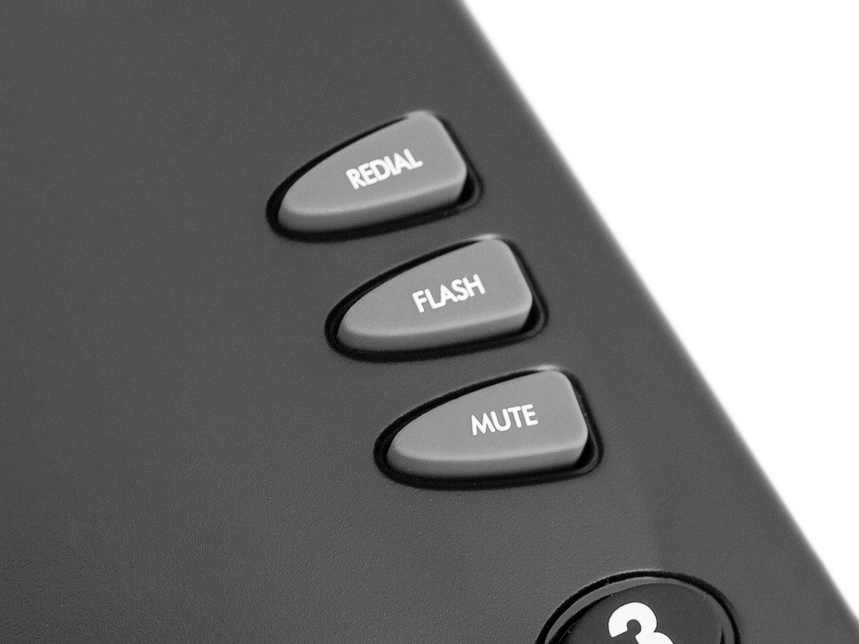 Telefone com Fio Intelbras Pleno - Preto - 6