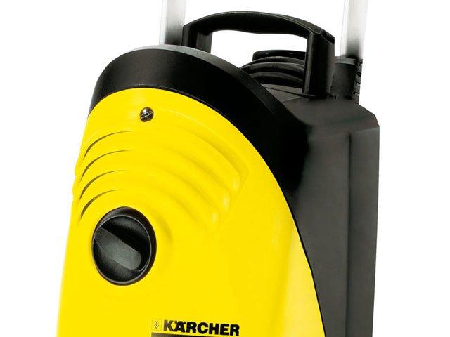 Foto 3 - Lavadora Alta Pressão Kärcher HD 5/12 C - 1600 Libras Aplicador de Detergente Mangueira 7,5m