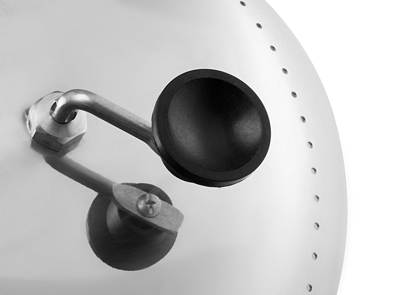 Pipoqueira Alumínio Fortaleza - Super 800022 - 4