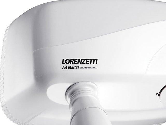 Foto 2 - Ducha Lorenzetti Jet Turbo 5500W - 4 Temperaturas