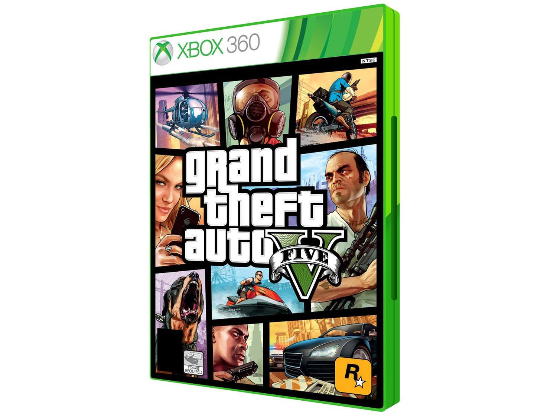 Foto 1 - GTA V para Xbox 360 - Rockstar Games