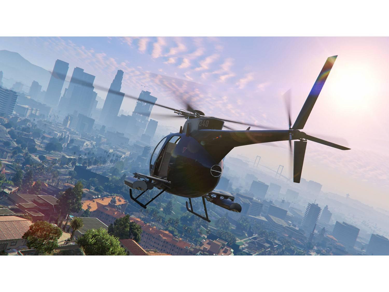 Foto 2 - GTA V para Xbox 360 - Rockstar Games