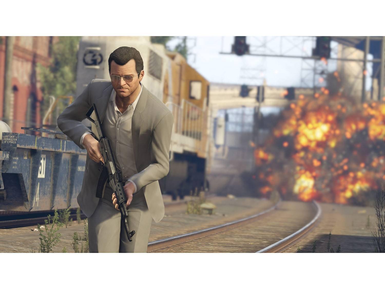 Foto 4 - GTA V para Xbox 360 - Rockstar Games
