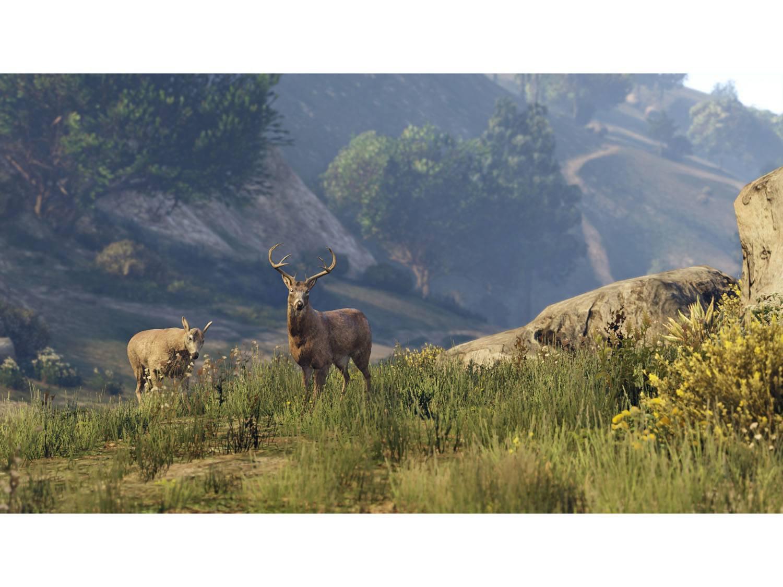 Foto 7 - GTA V para Xbox 360 - Rockstar Games