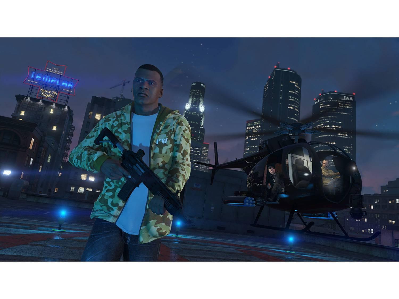Foto 10 - GTA V para Xbox 360 - Rockstar Games