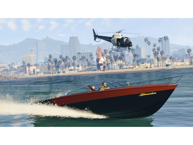 Foto 11 - GTA V para Xbox 360 - Rockstar Games