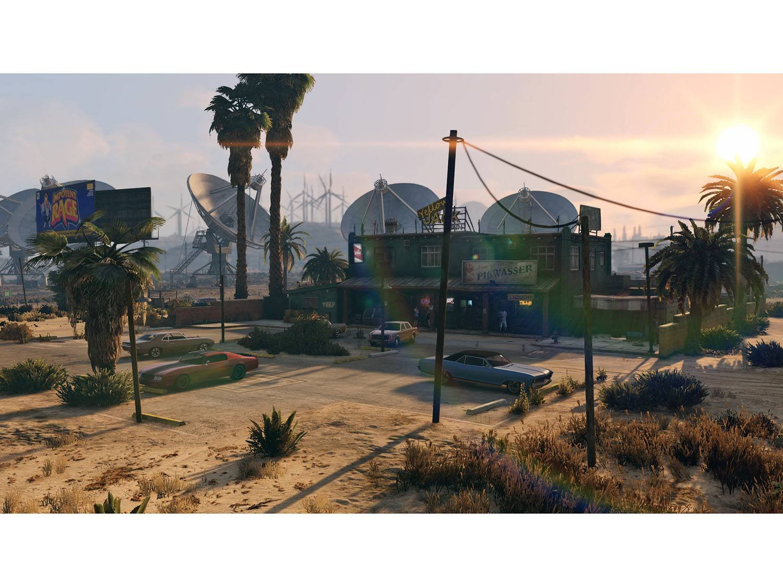 Foto 12 - GTA V para Xbox 360 - Rockstar Games