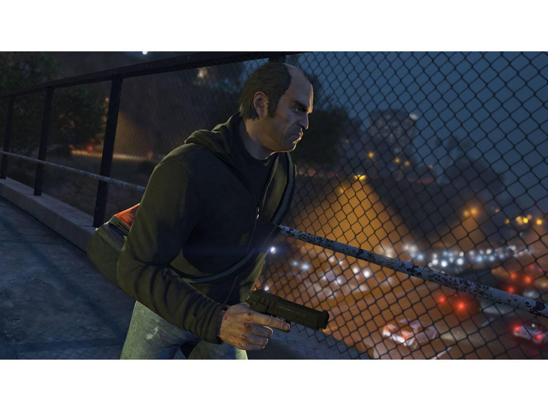 Foto 16 - GTA V para Xbox 360 - Rockstar Games
