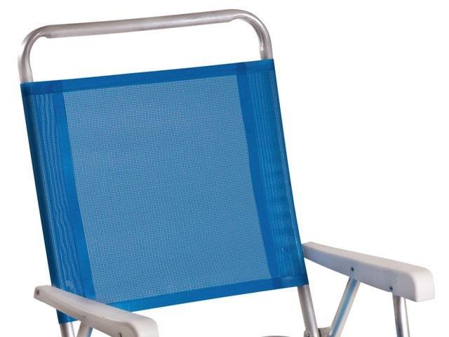 Cadeira Master Plus Alumínio - Mor 2112 - 3