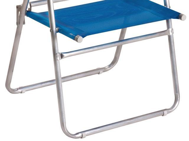 Cadeira Master Plus Alumínio - Mor 2112 - 4