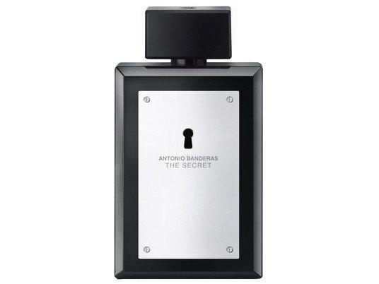 Perfume Masculino The Secret Antonio Banderas Eau de Toilette 100ml