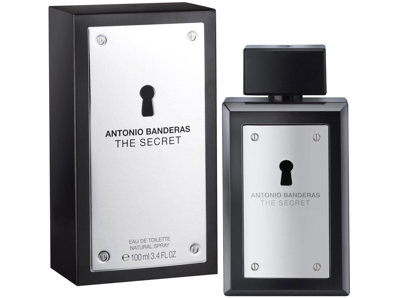 Perfume Masculino The Secret Antonio Banderas Eau de Toilette 100ml - 2