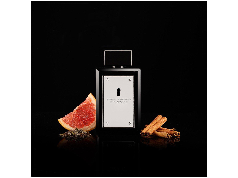 Perfume Masculino The Secret Antonio Banderas Eau de Toilette 100ml - 6
