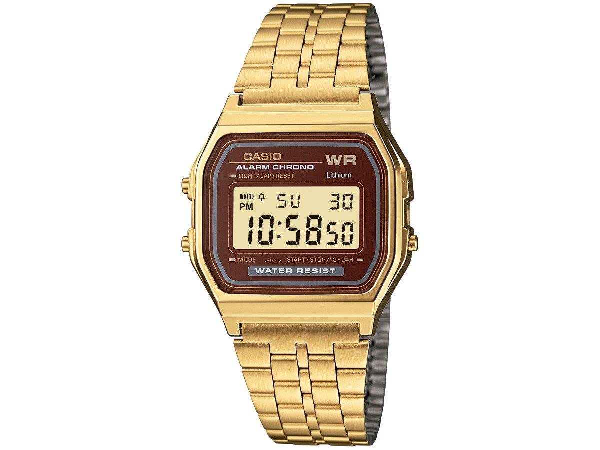 Relógio Casio Vintage Digital A159WGEA